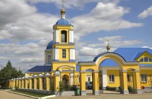 Приход храма Михаила Архангела