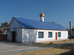 Храм свт Тихона Патриарха Московского