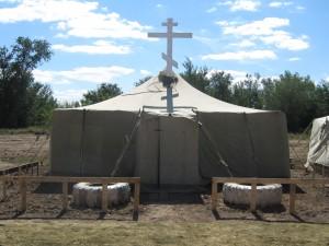 полевой храм