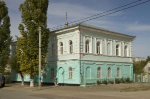 Свято-Троицкий храм  г. Камышин