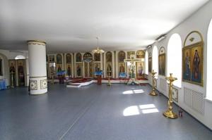 Свято-Троицкий храм г. Камышина