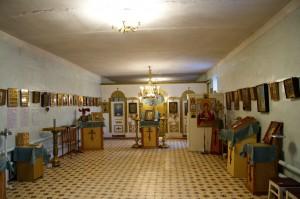 Храм блг кн. Александра Невского с. Лебяжье