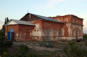 храм Михаила Архангела с. Антиповка Камышинского района